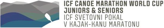 Logotip ICF kajak maraton 2014